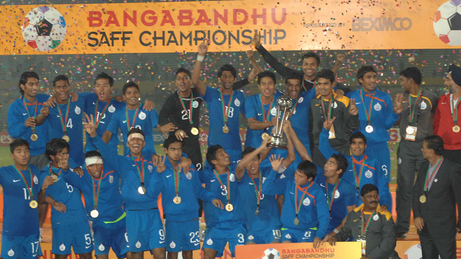 India at the SAFF Cup