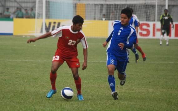 Nepal take on Maldives