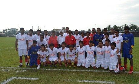 Pailan take on Mumbai FC