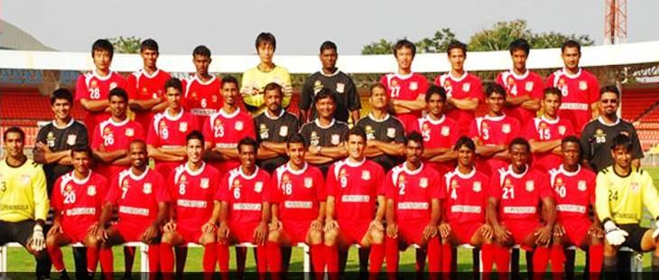 Dominant Pune FC held by Mumbai FC