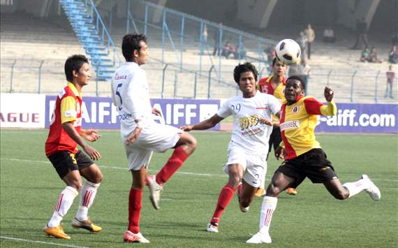 Pailan Arrows hold East Bengal