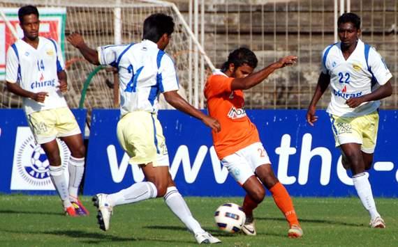 Chirag United Kerala defeat Prayag United 2-1