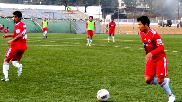 Lajong desperate for a victory against Air India