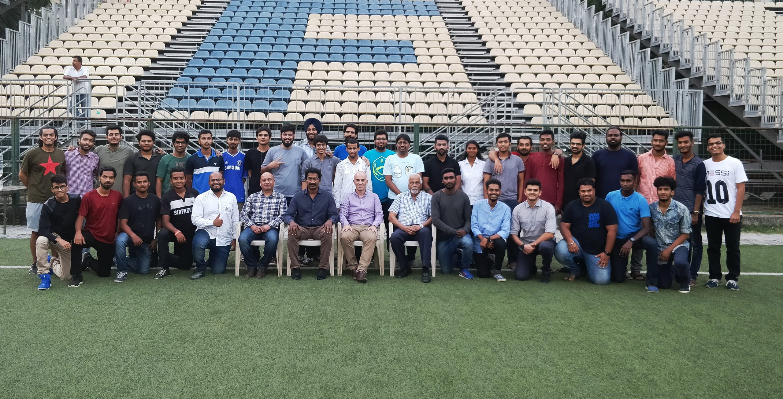 WIFA's 1st SUCCESSFUL PERFORMANCE VIDEO ANALYSIS CERTIFICATION COURSE