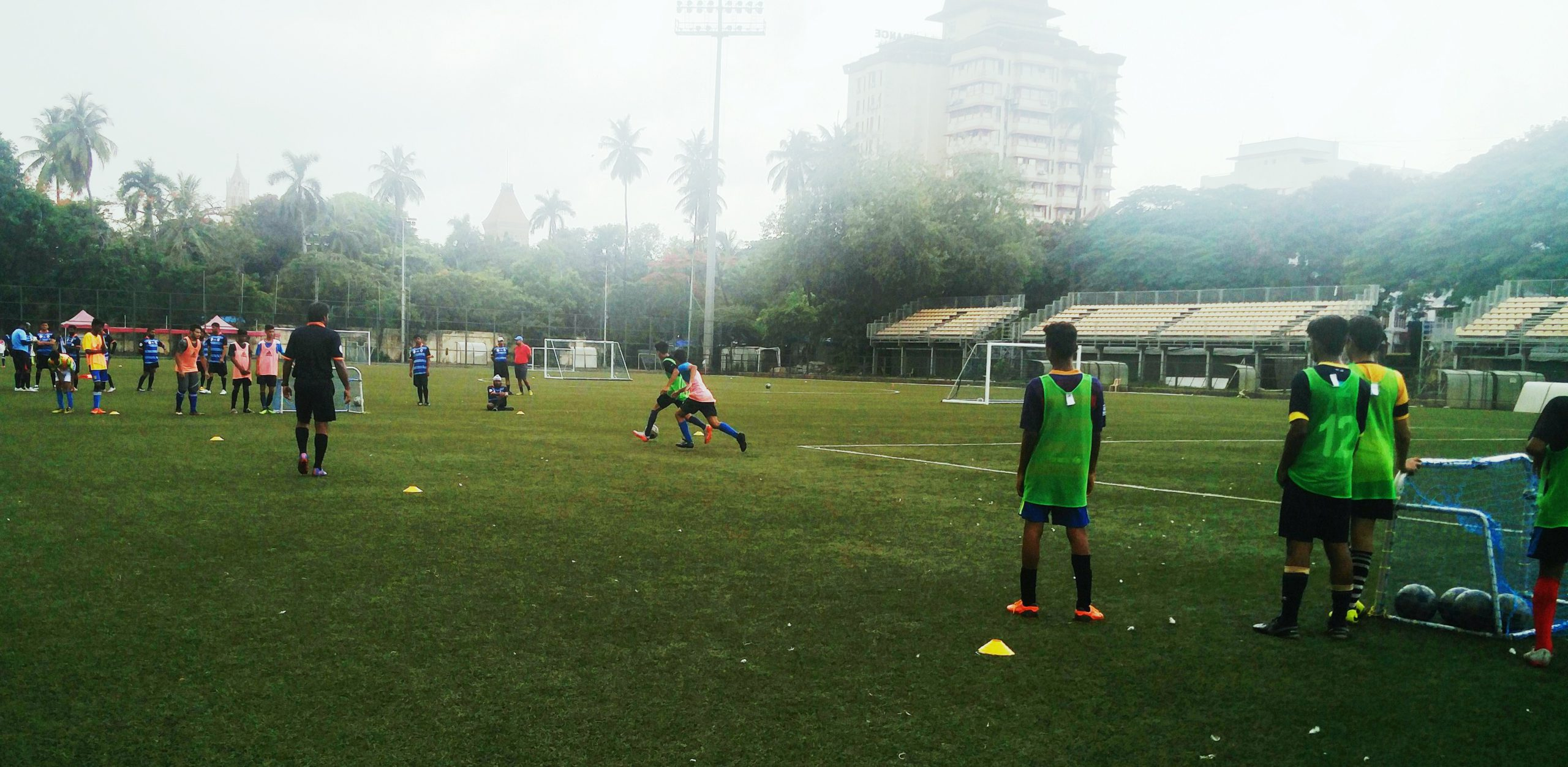 AIFF D License Course – 18th to 22nd September 2017 – Results