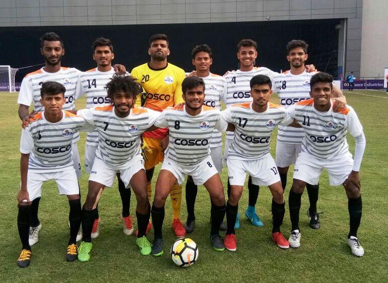 Ranjeet Singh nets hat-trick 10-man Maharashtra win big