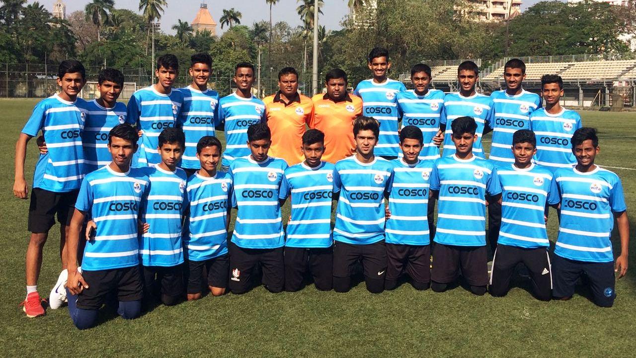 Maharashtra State Junior Boy's Football Team Announced !!