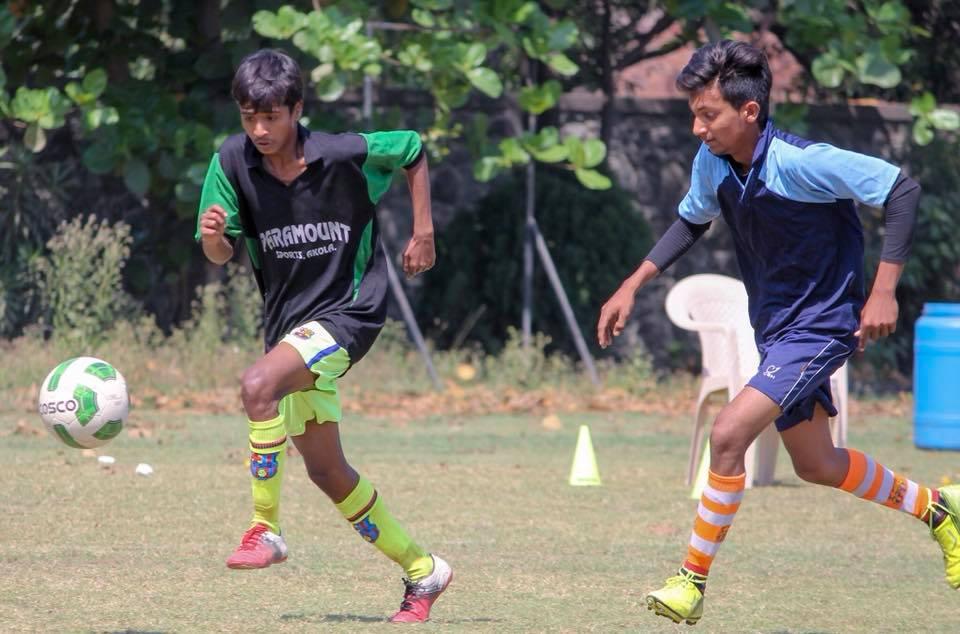 Inter-District Football Championship (Junior Boys) kicked off at Palghar