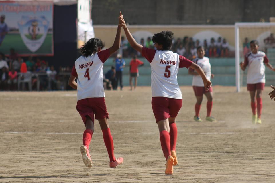 Sub-Junior Girls Championship in Jalgaon: Nashik & Satara prevails