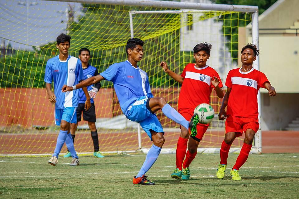 Inter-District Men's Championship: Day 1 Round-up