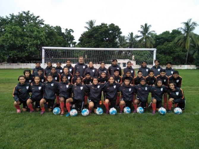 "India U-15 Head Coach Firmin D'Souza: ""We have a very talented squad."""
