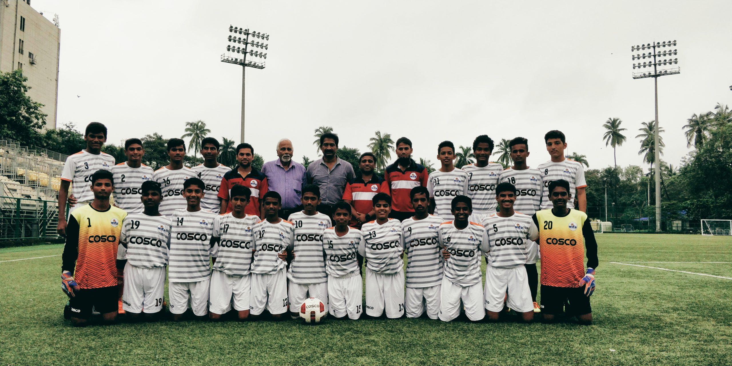 Mustafa Shaikh's brace helps Maharashtra in their 2-0 win over Madhya Pradesh