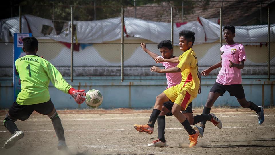 Goalkeepers steal the limelight, Ahmednagar bests hosts in humdinger