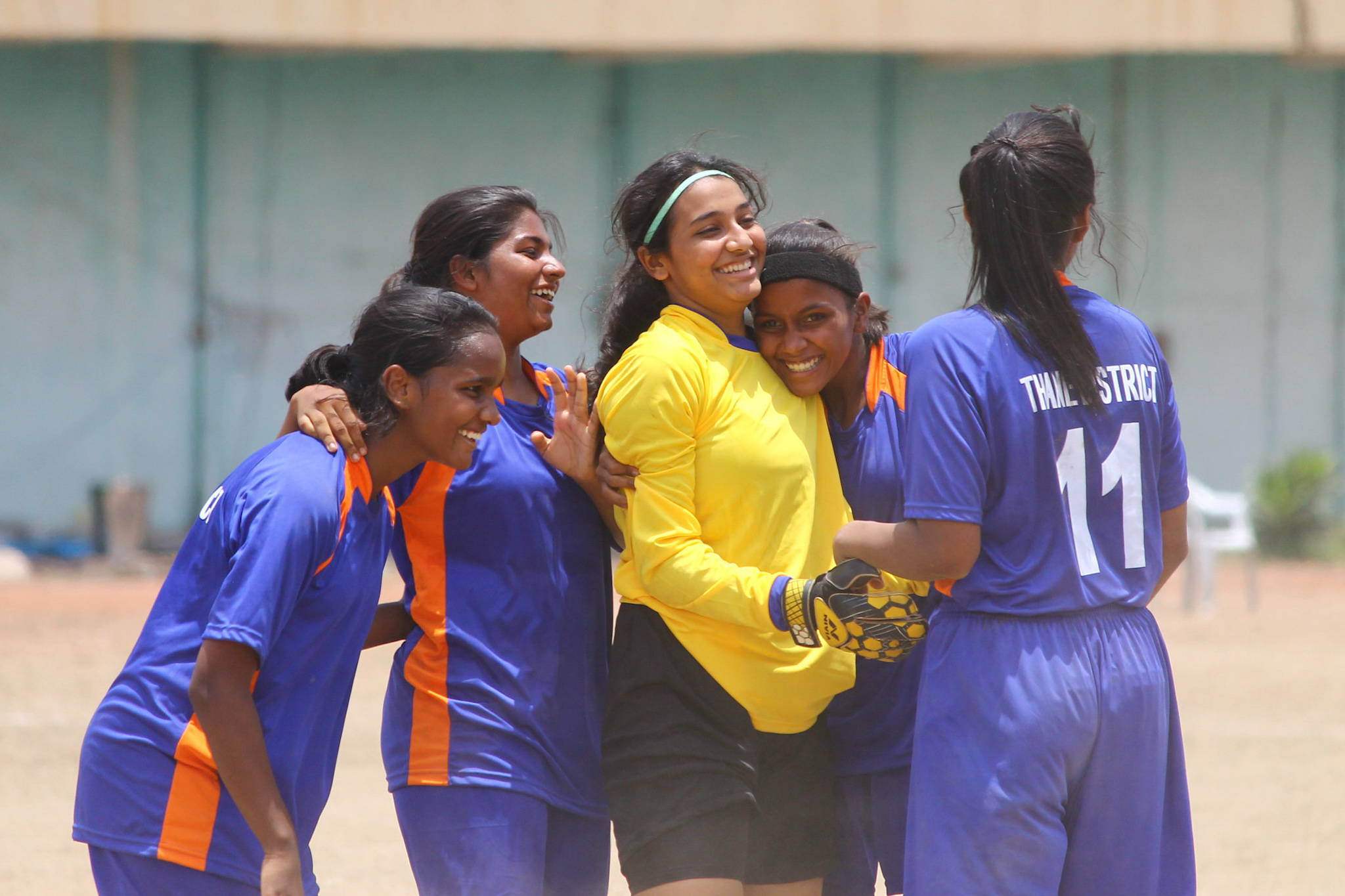 Gondia, Buldhana qualify for next round of Women's Inter-District Football Tournament