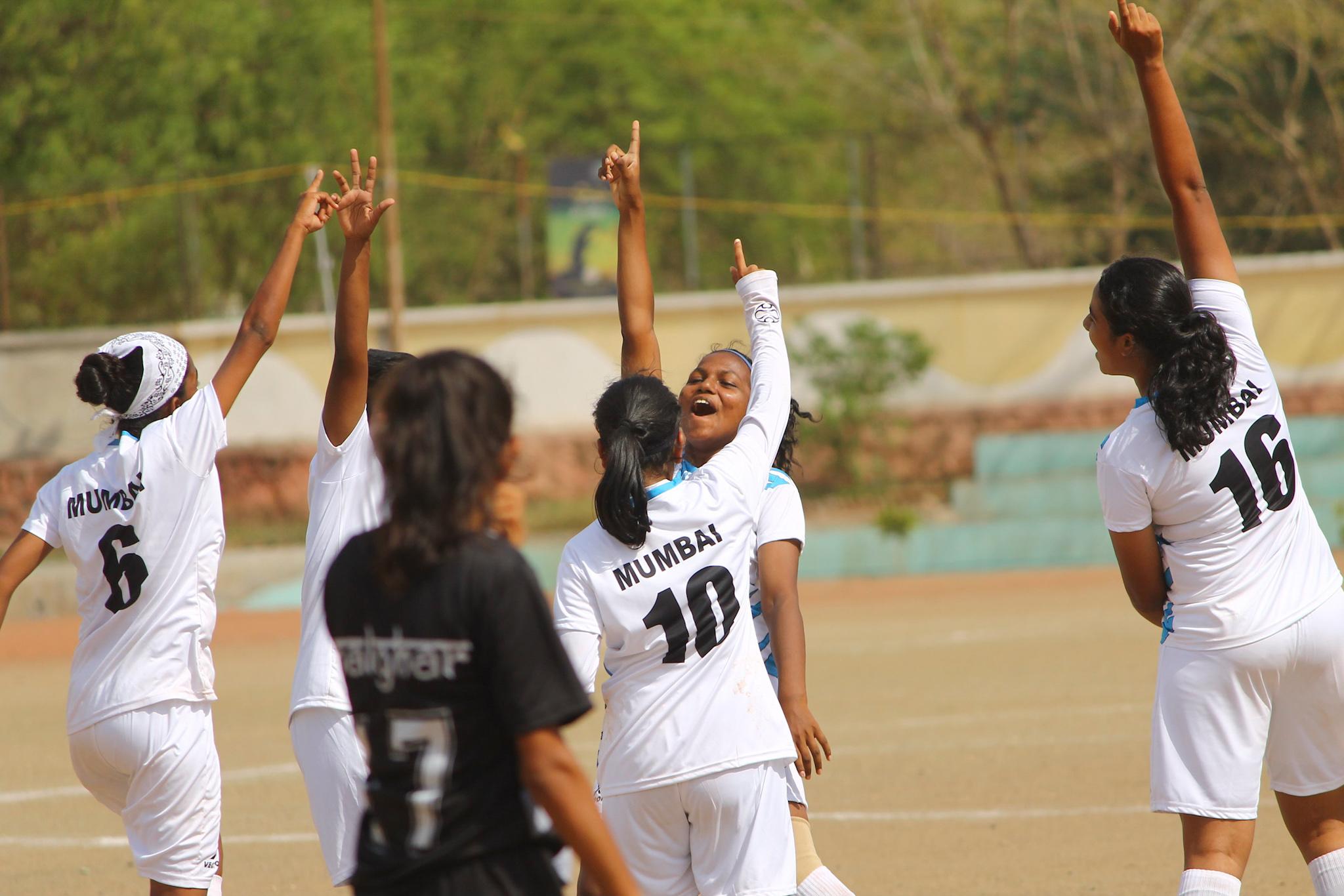 WIFA Women's Inter District Football: Kolhapur, Gondia win big to enter quarterfinals