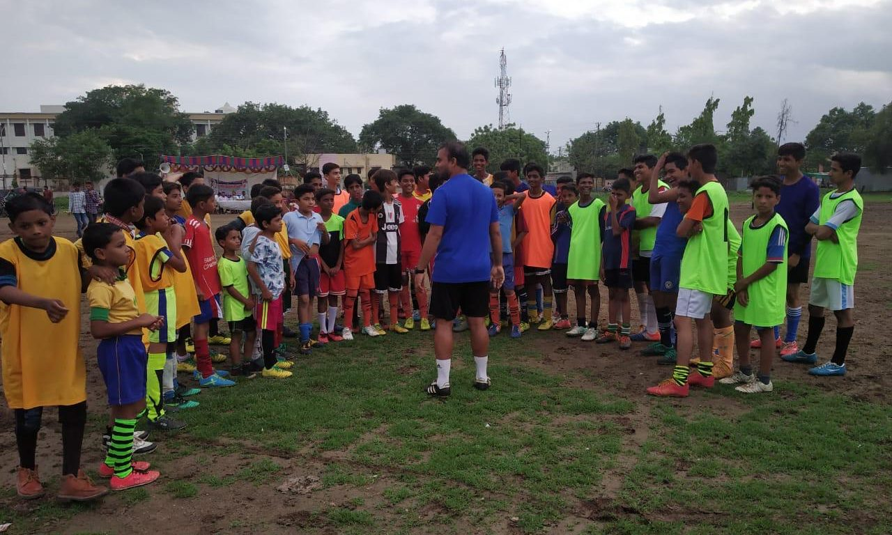 WIFA initiate coach education to boost more district participation in football