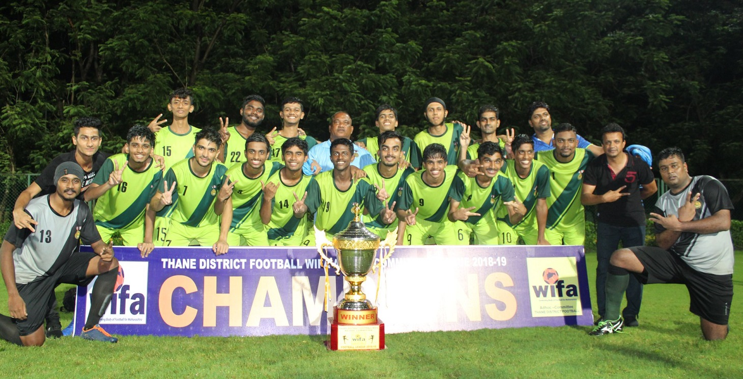 NMSA FC emerge champions of inaugural edition of the Thane District Football League
