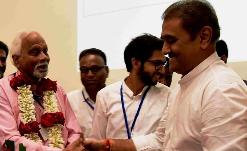 Patel, Vaz retain posts; Thackeray elected VP