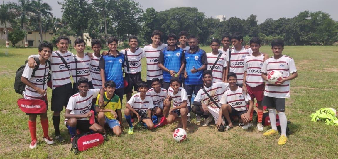 Sub Junior Men's National Championship: Maharashtra thumped Daman & Diu 10-0