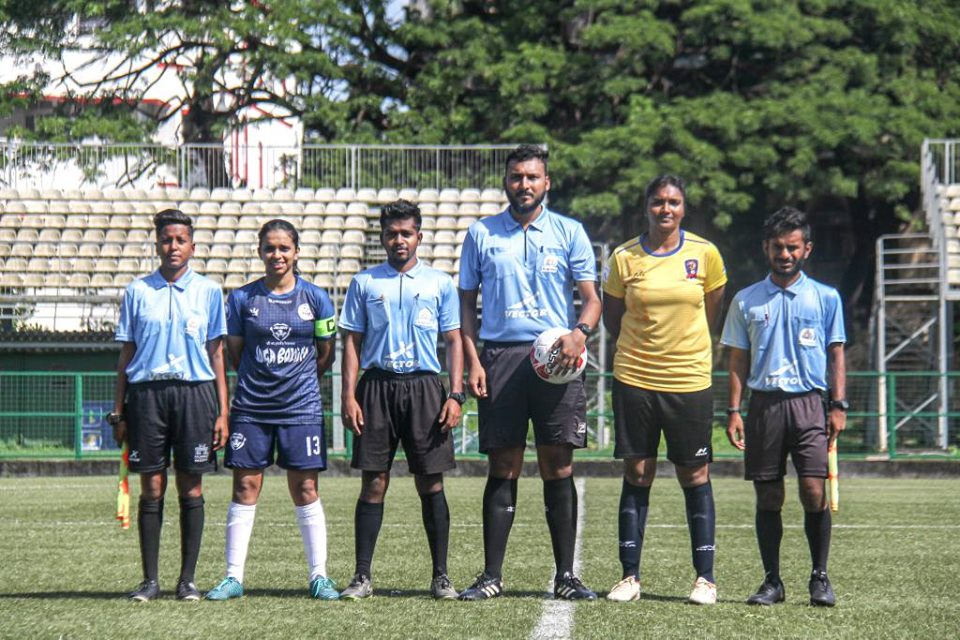 WIFA Women's Football League: Community Football Club thrash inexperienced Utkarsh Krida Manch