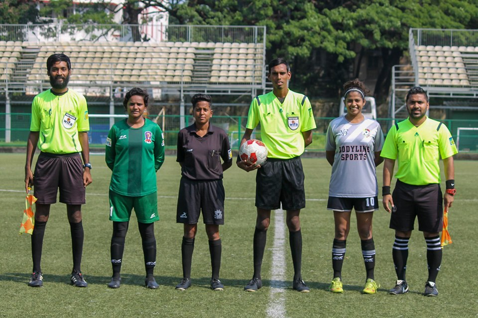 WIFA Women's Football League: Bodyline SC vanquish Utkarsh Krida Manch