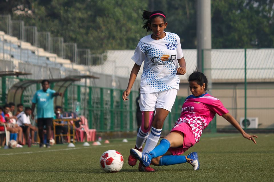 WIFA Women's Football League: Spark FC clinch a draw fielding 8 players