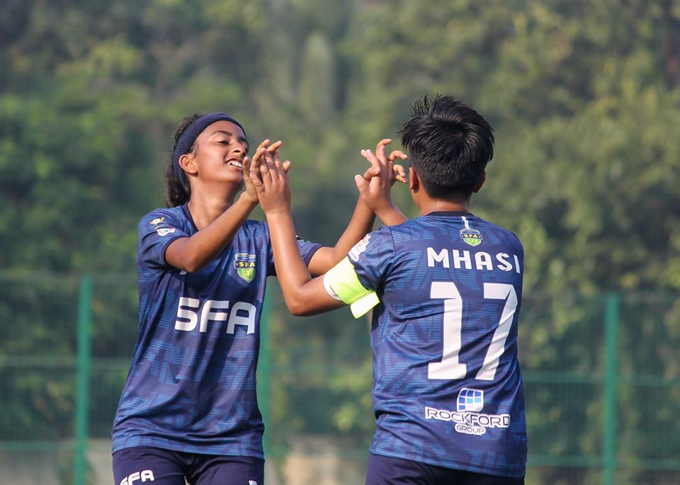 WIFA Women's Football League: Samuel FA thrash Commandos FC by 9-1