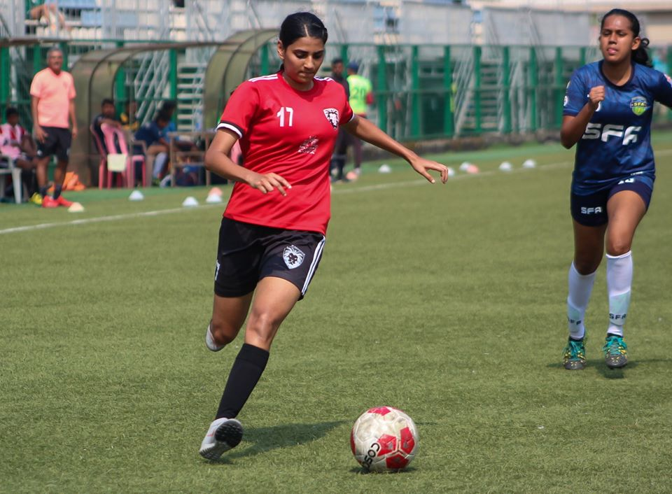 WIFA Women's Football League: PIFA Sports win, South Mumbai conclude on equal terms