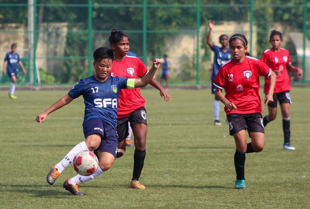 WIFA Women's Football League: PIFA Sports win, South Mumbai conclude on equal terms