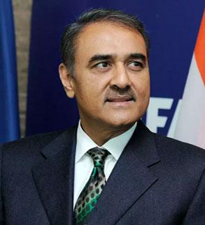 Praful Patel, President WIFA